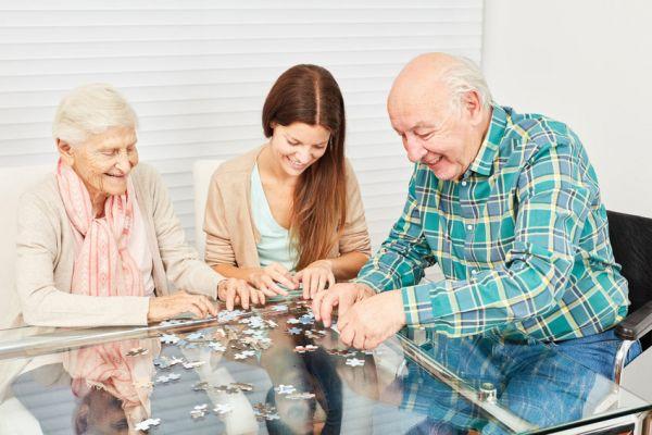 forderndes veralten im altenheim